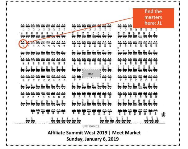 Las Vegas Affiliate Summit West