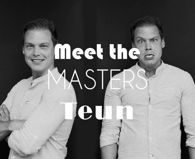 Meet the Masters Teun