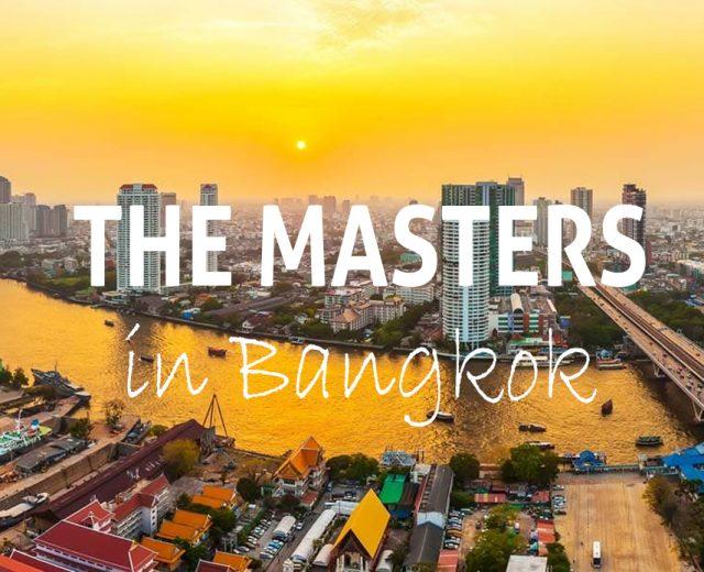 Masters in Cash - Affiliate World Asia - Bangkok